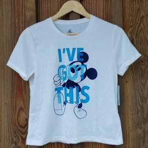 Disney Mickey Mouse I've got this tee speckled